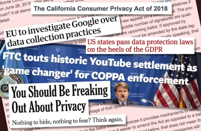 Privacy Collage